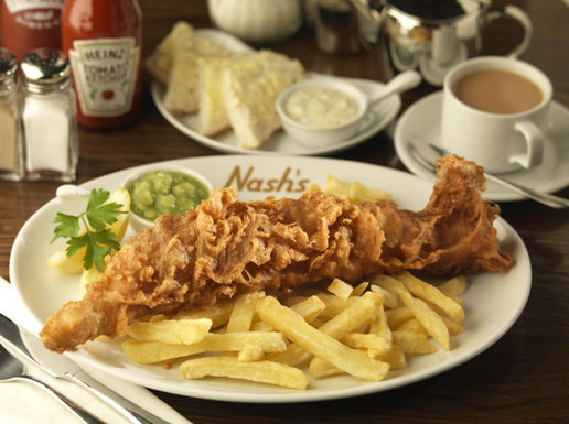 Nash's Fish and Chip Shop