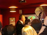 Look! It's Gordon Brown at Azucar!