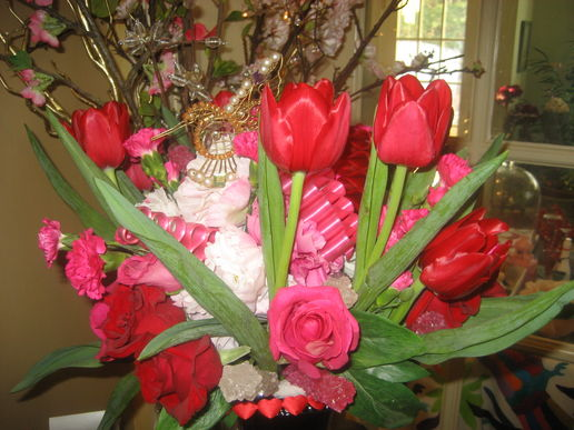 Valentine's Day at The Paris House Designs