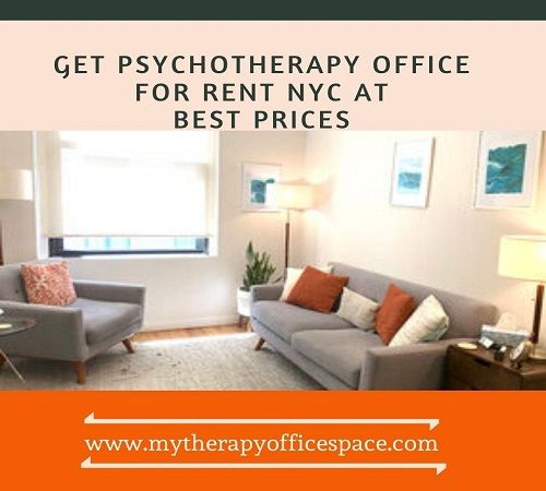 Search Spacious Psych Office Space Manhattan from My Therapy Office Space
