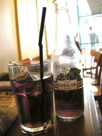 Thumbs Up : Goose Island Concord Grape