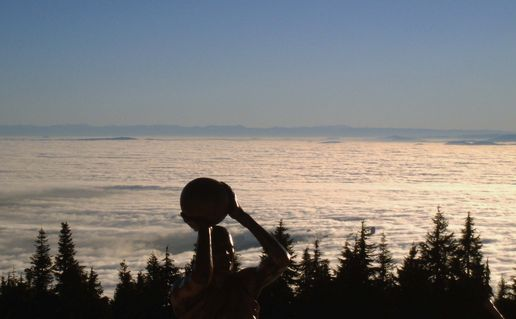 Living Above the Clouds