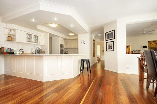 Beautiful Oak Flooring Services from Timber Flooring Brisbane