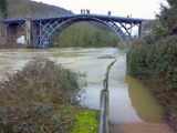 Ironbridge Flooded