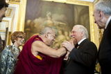 His Holiness the 14th Dalai Lama in Warsaw - last day