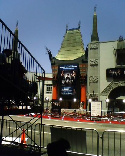Grauman's Red Carpet