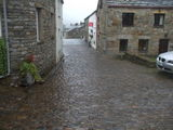 One of Dents Cobbled Streets