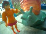 Velma & the Giant Snail