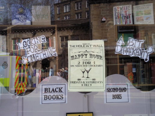 Black Books Hebden Bridge