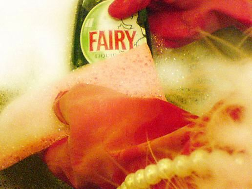 Fairy Fetish Shocker Part 1: Hot, Wet & (a teeny bit) Wild...