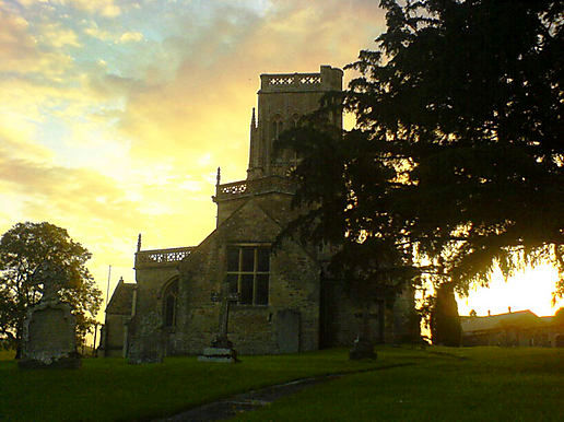 St Mary's Church - Batcombe
