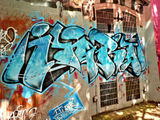 Graffiti Corner - around Oberer Letten, Zurich