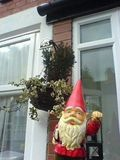 Welcome to your new home gnome