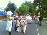 Bermondsey Spa parade!