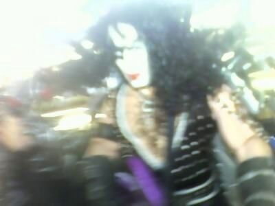 This is not Paul Stanley