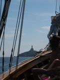 A day out on a sailing ship
