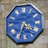 a revamped clock for the church