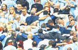 Cup Final 'Doing the Poznan'