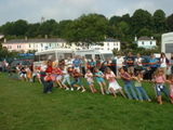 Dartmouth Regatta - tug of war