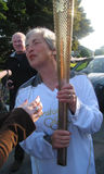 Hanneke and the torch