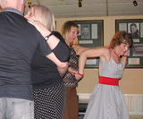 Keighley Blues Club was rocking on the 23rd