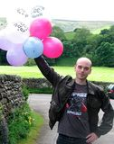 Loz paid a flying visit as part of his bithday celebrations 15th June
