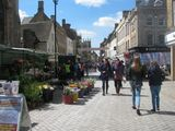 Stamford Lincolnshire - first weekend in May