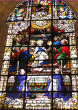 Still Seville Cathedral - more beautiful stained glass