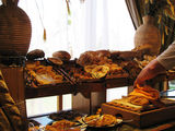 The food was very good