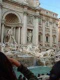 Trevi Fountain + 2 taken nearby