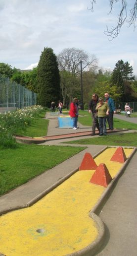 Valley Gardens - facilities for everyone :)