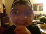 Magnifying Glass faces