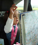 Map reading at a young age