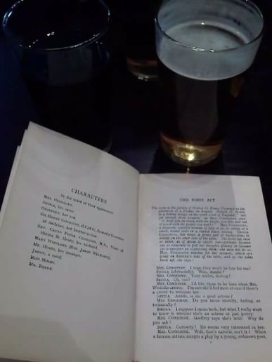 A Beer and a Book