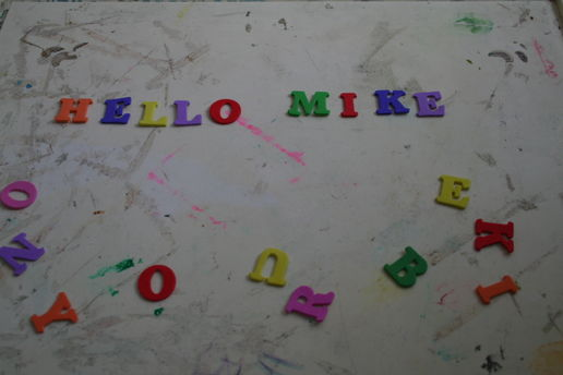 Hello Mike