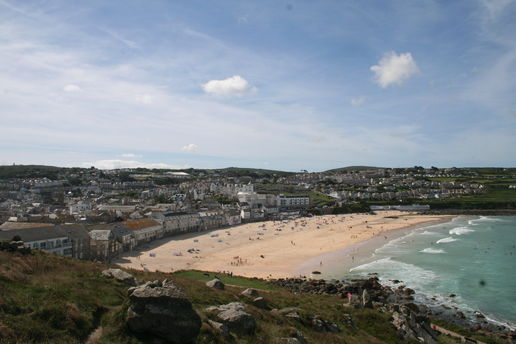 Cornwall: St Ives