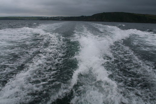 Cornwall: Mevagissey to Fowey Ferry