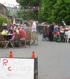 Hebden's Diamond Jubilee Street Party