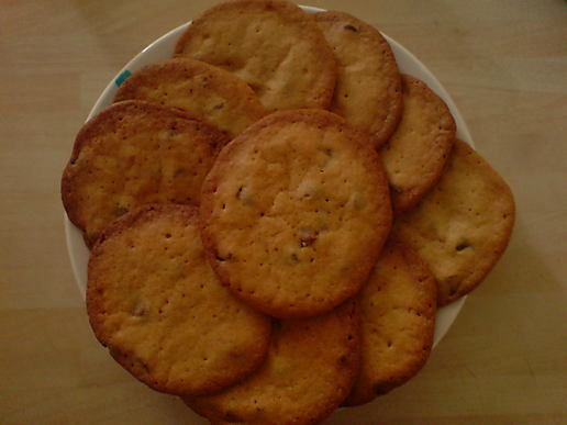 Choc Chip Cookies!
