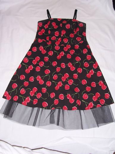 The Infamous Cherry Dress!