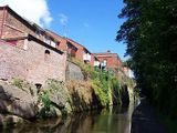 The Shropshire  Union Canal.