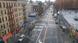 125th St into Harlem