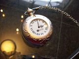 By uncanny coincidence ... another anachronist pocket watch!