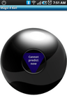 Magic 8 Ball is broken.
