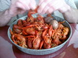 Mudbugs -- YUM!