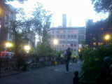Union Square in firefly season