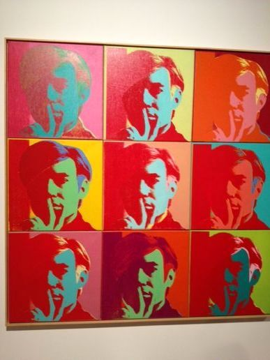 Mr Warhol visits WA Gallery