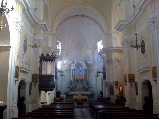 Chiesa Madre [inside]